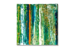 Acryl auf Leinwand, 40 x 40 cm