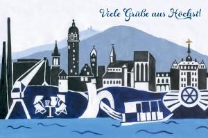 Postkartenwettbewerb