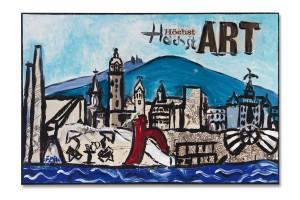 Postkarte Höchst Art