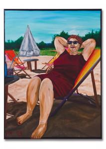 Postkarte Sommerillusion